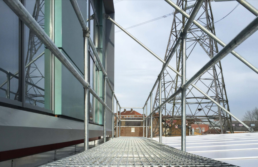 Roof Safety and Access Systems – 360 Height Projects