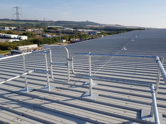 Roof Safety And Access Systems Fall Protection Systems